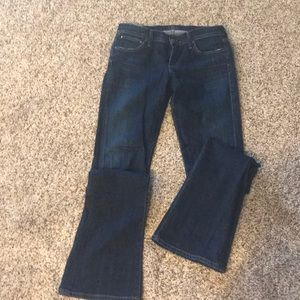 Citizens for Humanity boot cut jeans